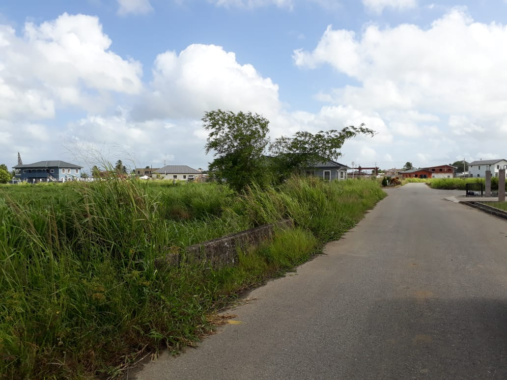SONNY LADOO RESIDENTIAL SITE COUVA